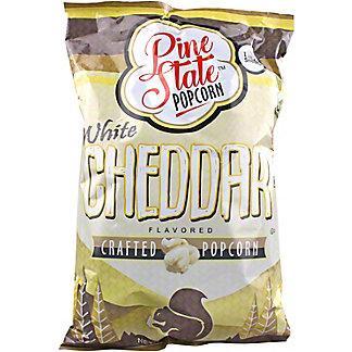 Pine State White Cheddar Popcorn, 4.5 oz
