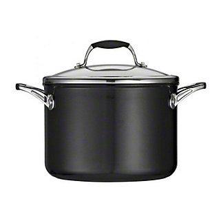 Tramontina Black Ceramica 6 Quart Stock Pot, ea