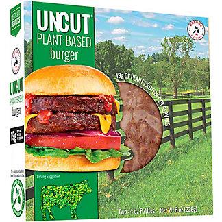 Before the Butcher Uncut Plant Based Burger Patties, 2 ct, 4 oz ea