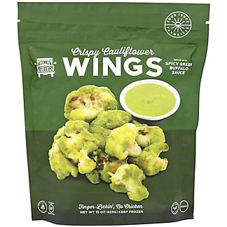 Rollingreens Cauliflower Buffalo Wings, 15 oz