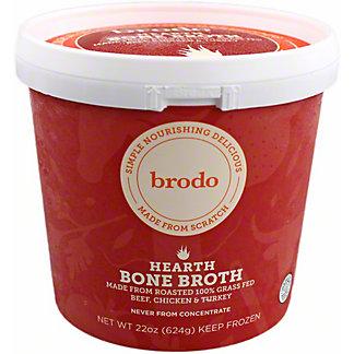 Brodo Hearth BoneBroth, 22 oz