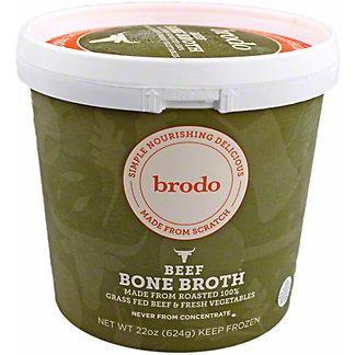 Brodo Beef BoneBroth, 22 oz