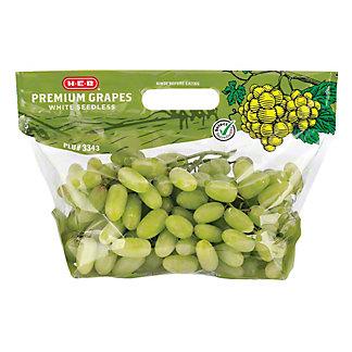 H-E-B Premium White Grapes
