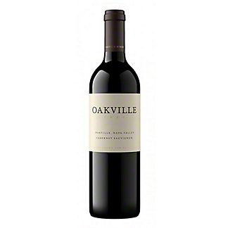 Oakville Winery Napa Valley Cabernet Sauvignon, 750 ml