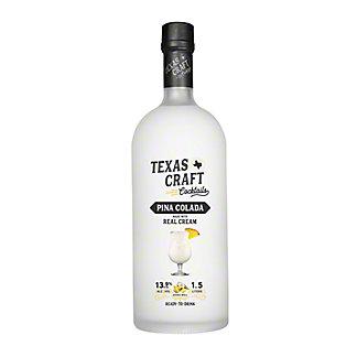 Texas Craft Cocktails Pina Colada, 1.5 L