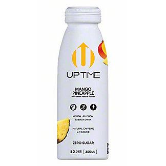 Uptime Mango Pineapple Sugar Free Energy Drink, 12 fl oz
