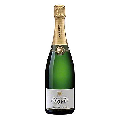 Champagne Marie Copinet Brut Blanc De Blancs, 750 ml