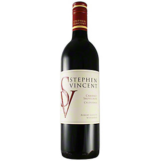 Stephen Vincent Cabernet Sauvignon, 750 ml