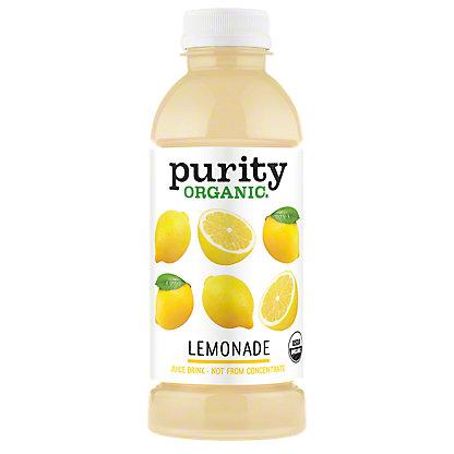 Purity Organic Lemonade, 16.9 oz
