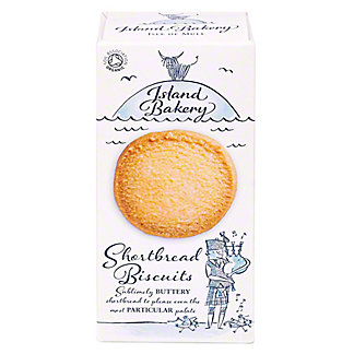 Island Bakery Shortbread Biscuits, 4.7 oz