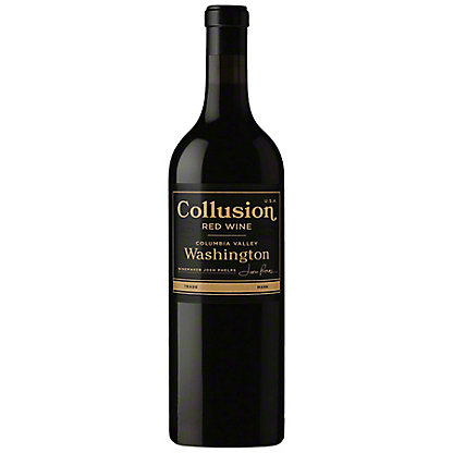 Grounded Wine Co Collusion Red Wine, 750 ml