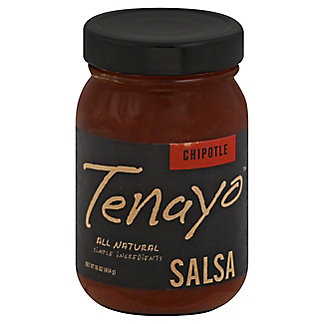 Tenayo Chiptole Salsa, 16 oz
