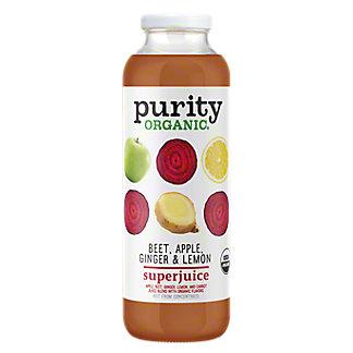 Purity Organic Beet Apple Ginger & Lemon SuperJuice, 16 oz