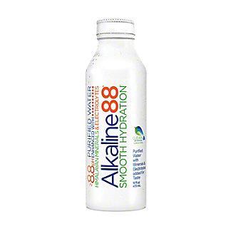 Alkaline88 Purified Water, 16.9 fl oz