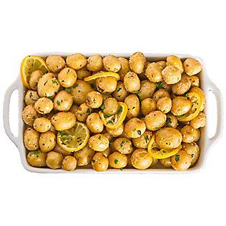 Central Market Greek Style Lemon Potatoes, 3 lb
