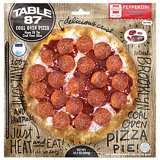 Table 87 Pepperoni Pizza, 10.7 oz