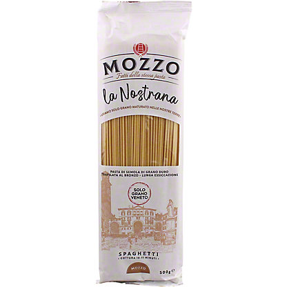 Mozzo La Nostrana Spaghetti, 500 g