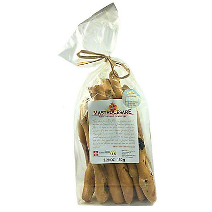 Mastro Cesare Raisin Breadsticks, 5.29 oz