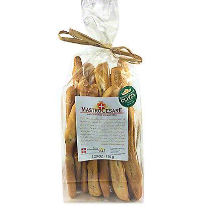 Mastro Cesare Green Olive Breadsticks, 5.29 oz