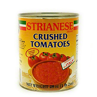 Strianese Crushed Tomatoes, 28 oz