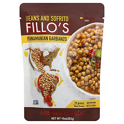 Fillo's Panamanian Garbanzo Beans, 10 oz
