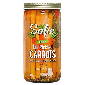 Safie Crispy Dill Pickled Carrots, 26 oz