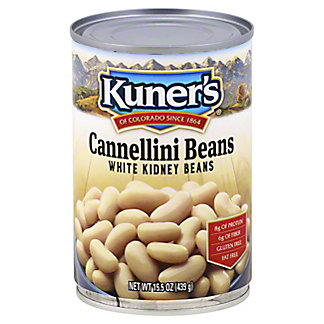 Kuner's Cannellini Beans, 15.5 oz