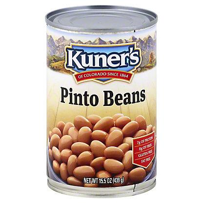 Kuner's Pinto Beans, 15.5 oz