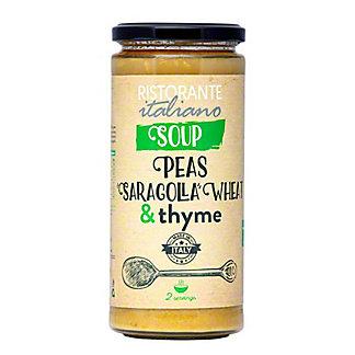 Ristorante Italiano Peas Saragolla Wheat & Thyme Soup, 18.7 oz