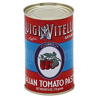 Luigi Vitelli Italian Tomato Paste, 6 oz
