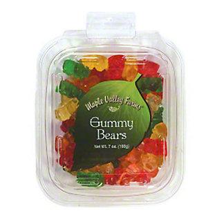 Maple Valley Farms Gummy Bears, 7 oz