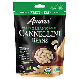 Amore Organic Cannellini Beans, 4.9 oz