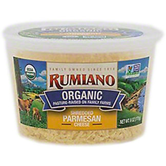 Rumiano Family Shredded Parmesan Cup, 6 oz