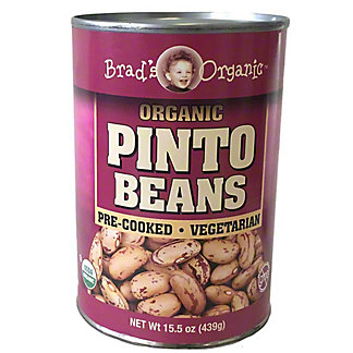 Brad's Organic Pinto Beans, 15 oz