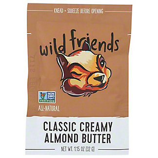 Wild Friends Almond Butter, 1.15 oz