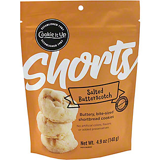 Cookie It Up Shorts Slated Butterscotch, 4.9 oz