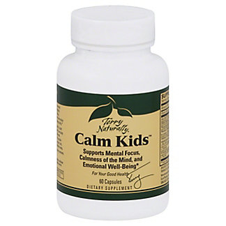 Terry Naturally Calm Kids, 60 ct