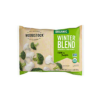 Woodstock Farms Organic Winter Vegetable Blend, 16 oz