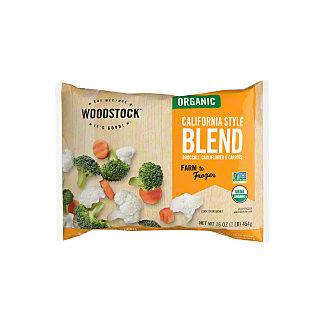 Woodstock Farms Organic Vegetables California Blend, 16 oz