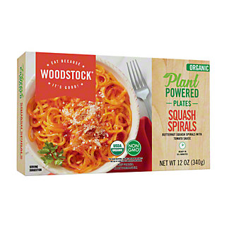 Woodstock Farms Butternut Squash Noodles With Tomato, 12 oz