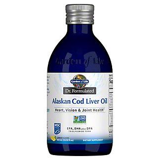 Garden of Life Alaskan Cod Liver Oil, 400 ml