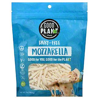 Good Planet Foods Dairy Free Mozzarella Shreds, 7 oz