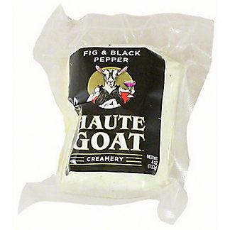 Haute Goat Fig & Black Pepper, 4 oz