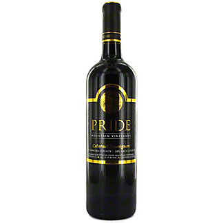 Pride Mountain Vineyards Cabernet Sauvignon, 750 ml