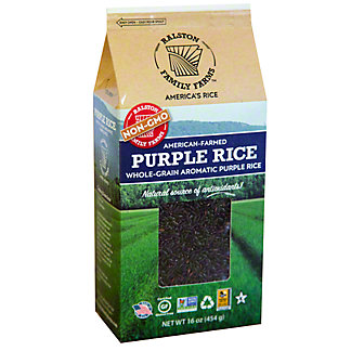 Ralston Family Farm Purple Rice, 16 oz