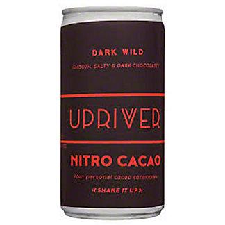 Upriver Cacao Nitro Dark Wild, 6 fl oz