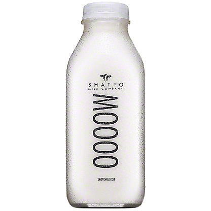 Shatto Milk Company White 2% Milk, Glass Bottle, 32 fl oz