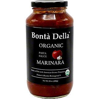 Bonta Della Organic Marinara Sauce, 25 oz