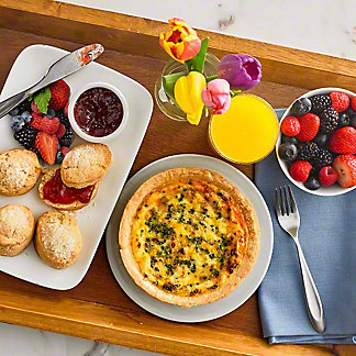 Central Market Mother's Day Breakfast In Bed Meal, Serves 1-2
