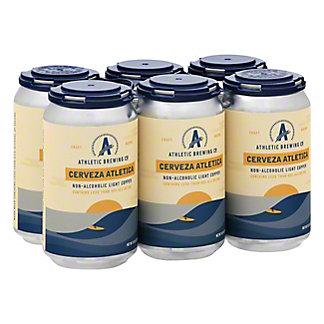 Athletic Brewing Co. Seasonal Non Alcoholic, 6 pk Cans, 12 fl oz ea